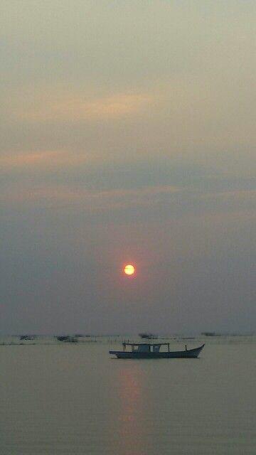 Good morning..  Tanjung Lesung, Indonesia