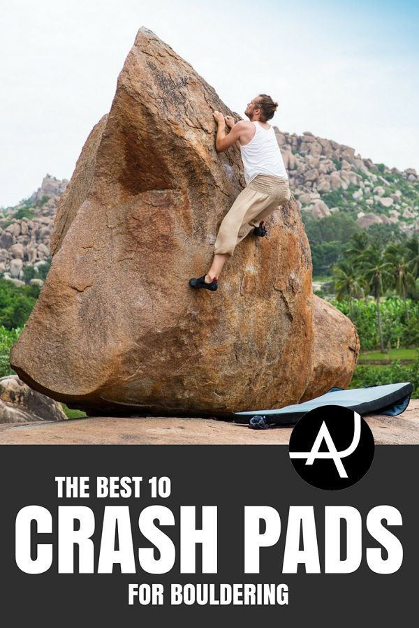 Best Bouldering Crash Pad - Rock Climbing Tips for…
