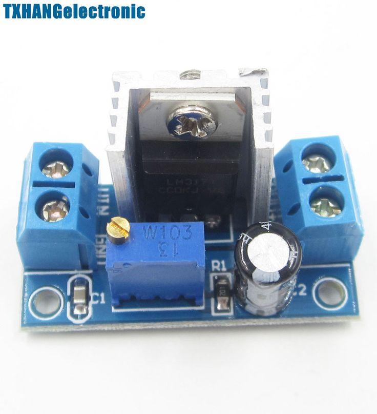 1pcs LM317 DC-DC Converter Buck Power Module Adjustable Regulator power supply Linear Regulator //Price: $1.55//     #electonics