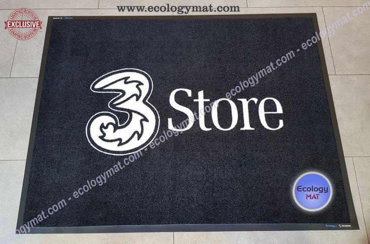 Asciugapassi personalizzati Ecology Mat  www.ecologymat.com