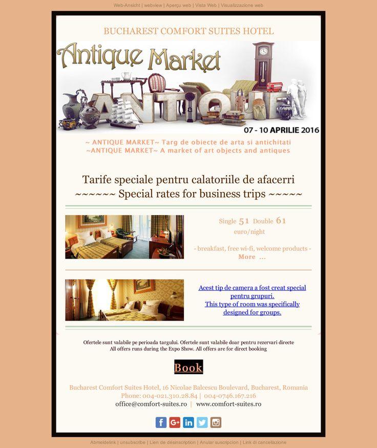 Antique and art objects - the World history!!! Obiecte de arta si antichitati - istoria lumii!!! Special rates for special fair... Tarife speciale pentru o expozitie speciala...