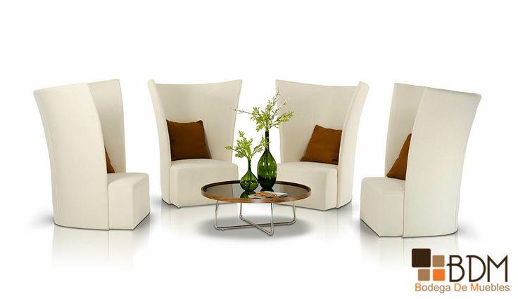 M s de 1000 ideas sobre sillas ocasionales en pinterest for Sillones individuales modernos