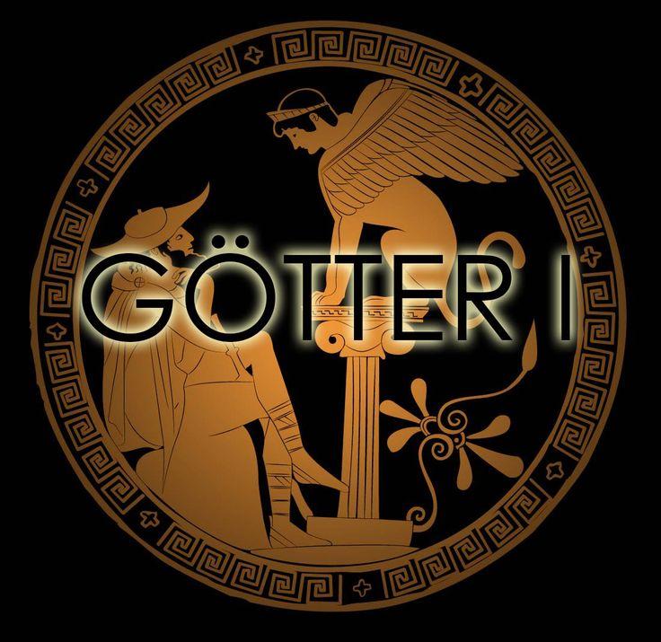Sagen des Altertums #6 [Götter I - Entstehung Der Welt, Gaia, Uranos, Kr...