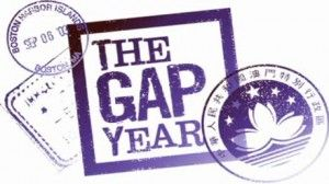 The gap year experience
