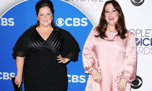Melissa McCarthy, 45, says she is a size 14