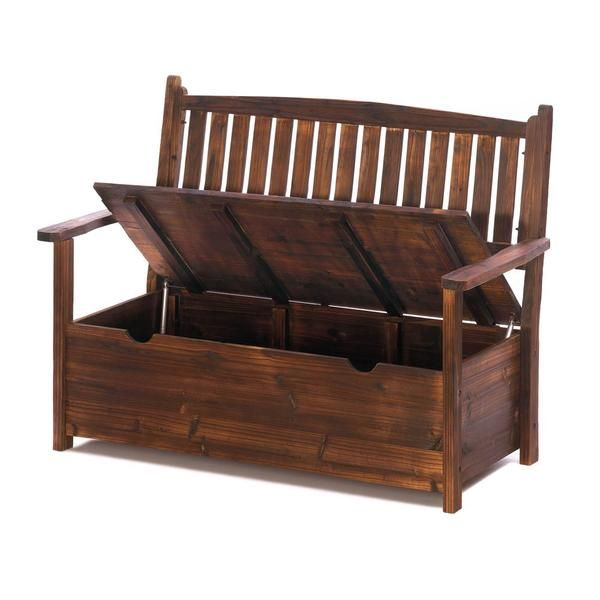 Storage Bench Seat Outdoor: 25+ Best Ideas About Bench Seat With Storage On Pinterest