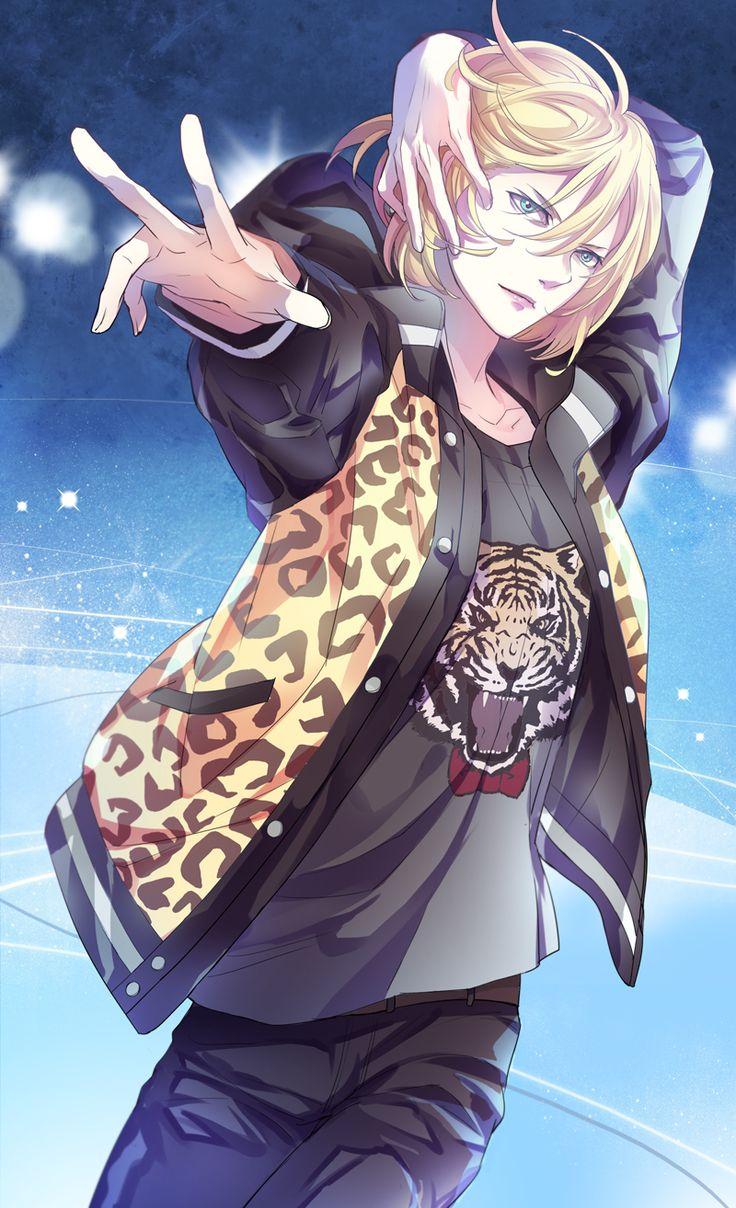 64 best images about yuri plisetsky yurio yuri on ice for Imagenes movibles anime