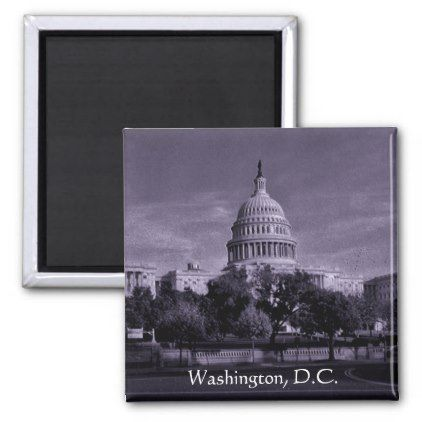 Washington D C Magnet Home Gifts Ideas Decor Special Unique Custom Individual Customized Individualized Pinterest Magnets