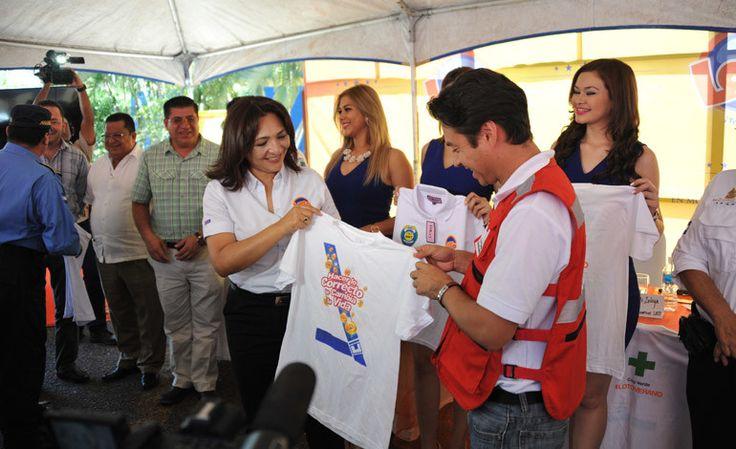 Honduras: Inauguran campaña de verano 2016
