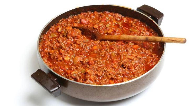 Соус болоньезе для спагетти - ТО ЧТО НАДО!