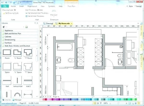 The Best Floor Plan Design Program And View In 2020 Kitchen Cabinets Design Layout Floor Plan Design Home Design Programs