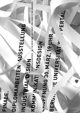 Bergische Universität Wuppertal 84 x 119 cm, 2007