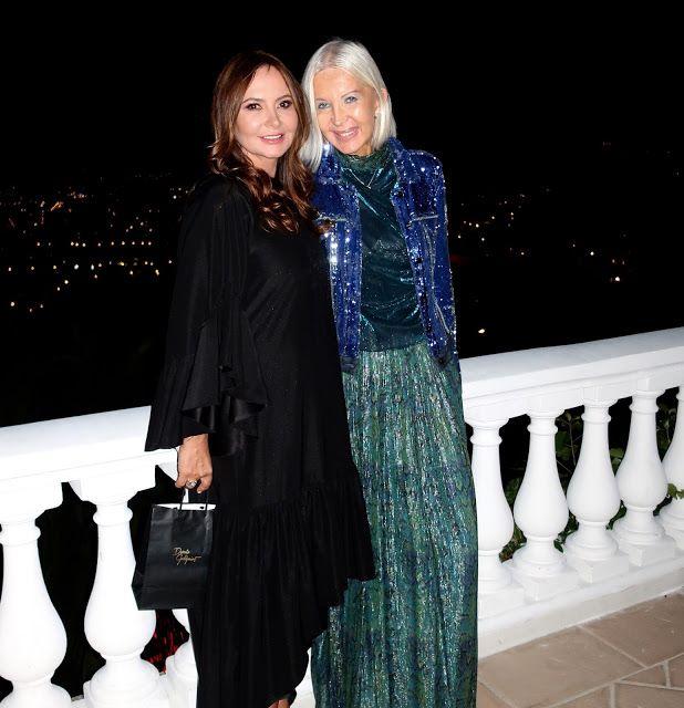 INTERNATIONAL LUXURY CONSULTING: F I F CANNES 2017 ...DOROTA GOLDPOINT Fashion Desi...