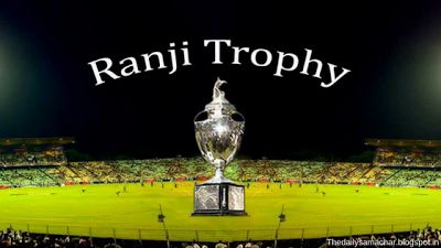 Ranji Trophy starts from 6 October and to be played in neutral venues