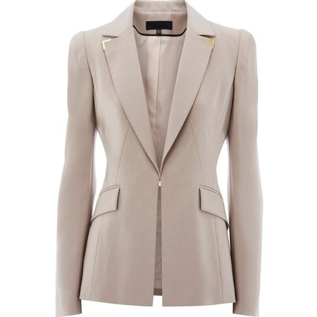 I love this Womens Bastyan Martine stretch suiting jacket, Grey from House of Fraser  #fashion