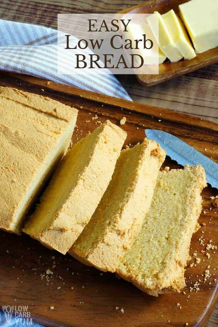 This Low Carb Bread Recipe Is Keto Friendly And Easy To Make For