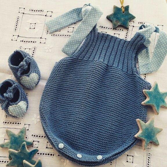 Ranita bebe,#tricotbymuguete #handmade #babyclothes #tricotbaby #puntobebe…