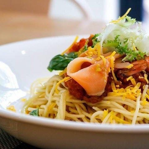 Spagetti at Liefs kitchen . . . . .  #rooftop #rooftopbar #saigon  liefhotel #saigon #IAmVietnam #boutique #hotel #hochiminh #vietnam #boutiquehotels #traveltobietnam @liefhotelsaigon #tripadvisor #review #comment #moment #moments  #www.liefhotels.com #www.iamvietn.am #spagetti