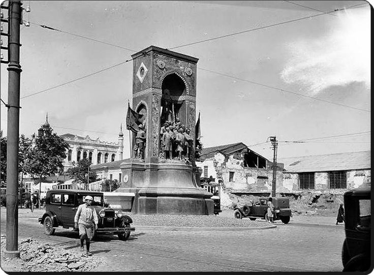 Taksim - 1930'lar