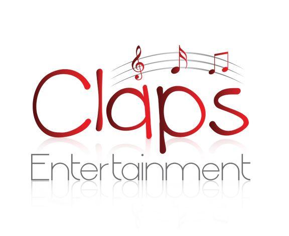 Proyecto Logotipo concretado para Claps Entertaiment.  Este logotipo esta basado en la música y en lo alegre de la misma, mezclando tipografías limpias y orgánicas para dar la sensación de diversión, sin perder la formalidad  y funcionalidad que representa a un logotipo. Combinando colores frios y cálidos junto a las notas musicales como icono.
