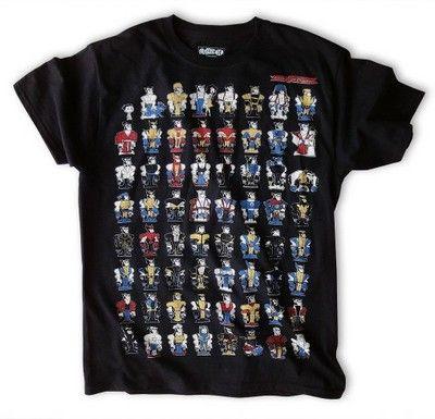 Evolution tees shirts