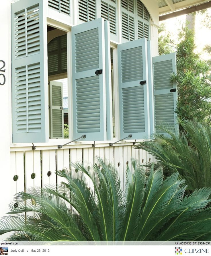 Coastal Cottage Treasures ... vintagy shutters open to the elements ... an everlasting which has global appeal.