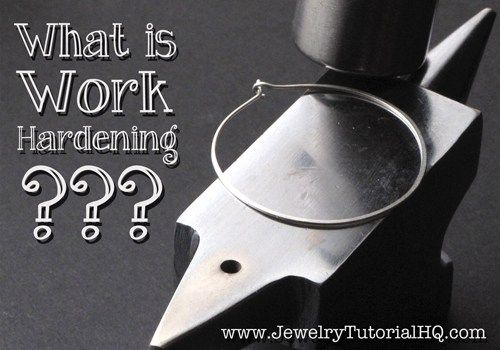 All About Jewelry Wire - What is Work Hardening? - Jewelry Tutorial HQ FOLLOW LINK TO ARTICLE