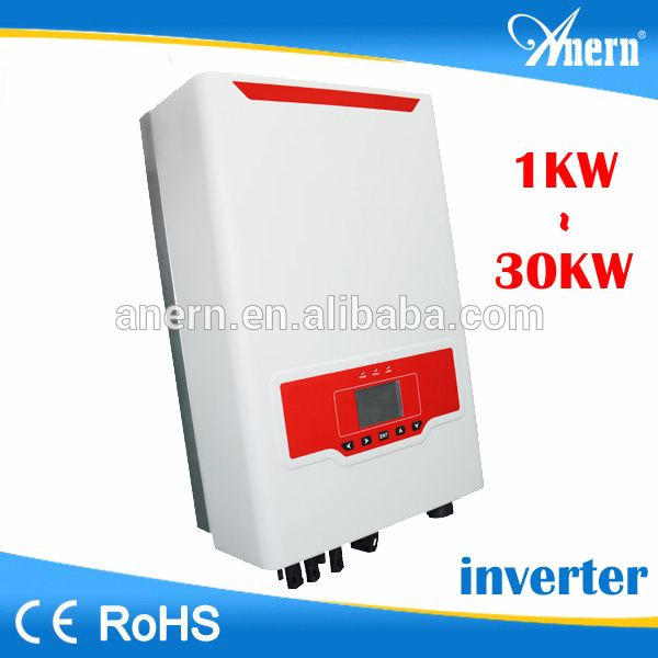 home solar system inversor 1kw 5kw grid tie solar inverter 3 phase