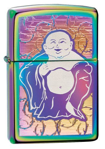 Zippo Spectrum Buddha Pocket Lighter *** Click on the image for additional details.