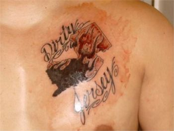 26 best images about new jersey tattoo on pinterest ink