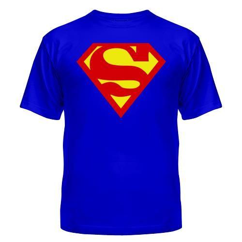 Картинки футболка superman