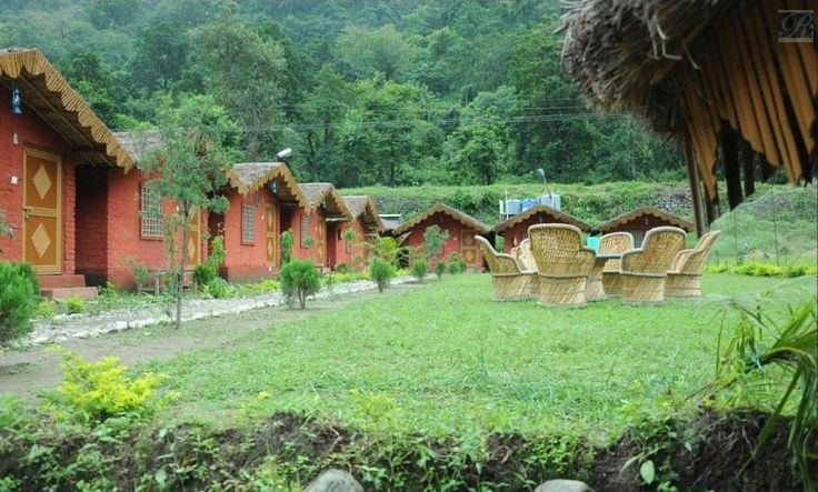 Book Rooms in Heval River Cottage in Rishikesh Uttarakhand