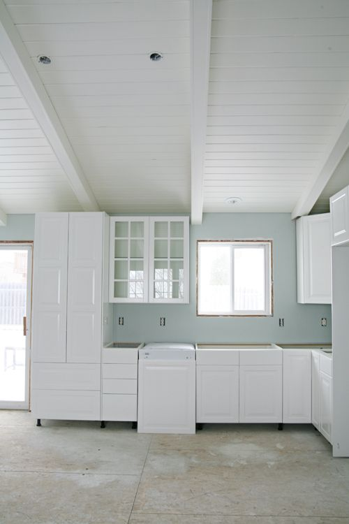 Lots of good tips and things to know before and during installing IKEA Kitchen Cabinets