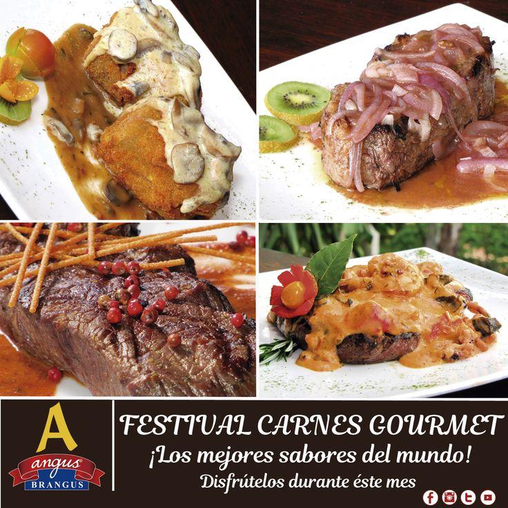 Últimos días para disfrutar de exquisitos cortes argentinos en nuestro festival gastronómico Carnes Gourmet. Visítenos en la Cra. 42 # 34 - 15 - Vía las Palmas.   Reservas: 2321632 - 310 7006602. www.angusbrangus.com.co  #restaurantesmedellin #AngusBrangus #parrilla #medellíntown #medellíncity #restaurantesrecomendados #delicioso #foodlovers #quehacerenmedellin #dondecomerenmedellin #deliciasmedellin #meatlover #traditionalfood #buenambiente #exquisito #compartir