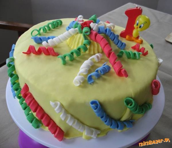 Malý zázrak - čo sa dá urobiť z torty, ktorú pokazíte