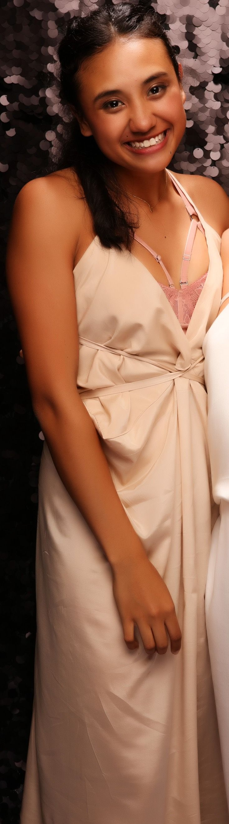 St Peter's Ball 2015. Adore this feminine look! www.whitedoor.co.nz