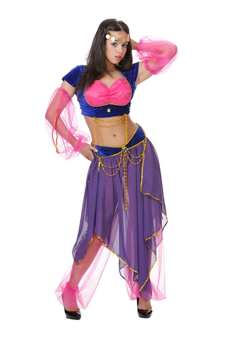 Disfraz de danza del vientre #danzadelvientre #oriental
