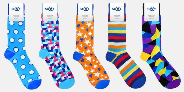 Soxy Socks - Premium Stylish Socks on Autopilot