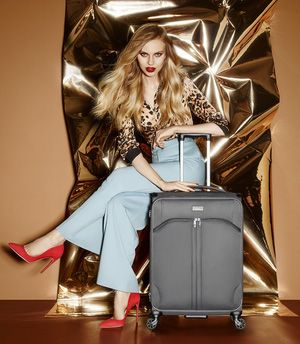 Antler Aire Luggage range has now been launched. This is Antler Luggage's lightest suitcase range, ever. This is taken from the Antler Aire photoshoot. Shot by British fashion photographer Matthew Shave  http://lhco.co.uk/Antler-Aire-4-Wheel-Large-Suitcase-p898.html#.VDOn3DY2CNc