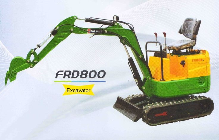never used excavator for sale mini digger machine