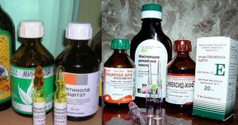 димексид маска для волос рецепт