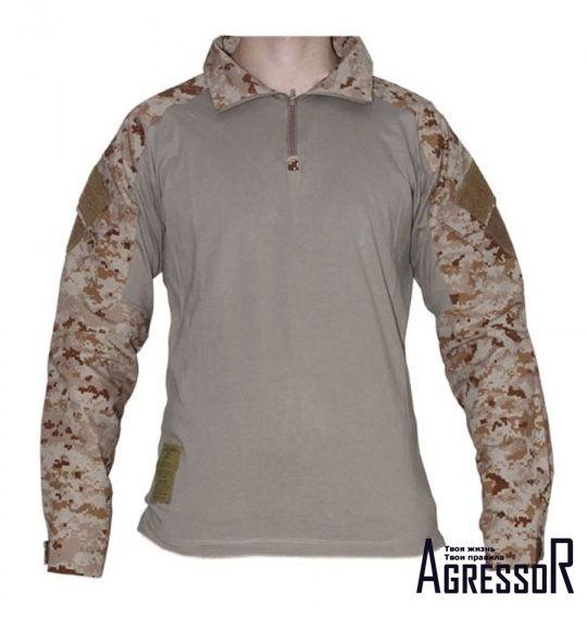 Рубашка EMERSON Navy Seals Combat Desert
