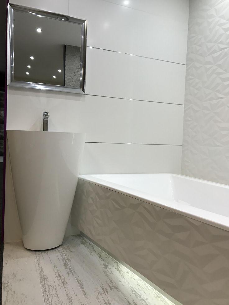 Biała Mała łazienka Azario łazienka Pomysłnałazienkę