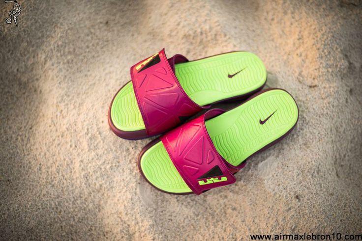 2013 Nike Air LeBron 2 Slide Elite Fashion Shoes Shop