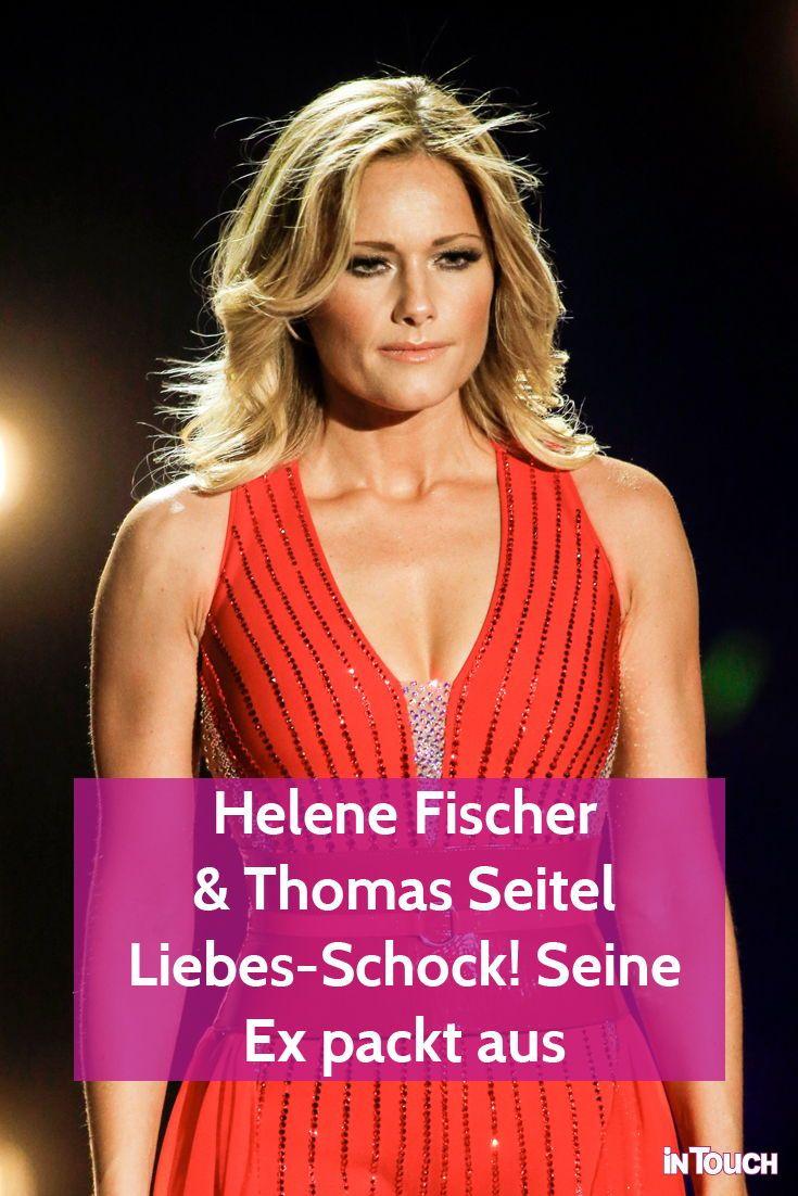 Helene Fischer Und Thomas Seitel Bittere Abrechnung Seine Ex Packt Aus Fischer Hochzeit Demutigung Intouch