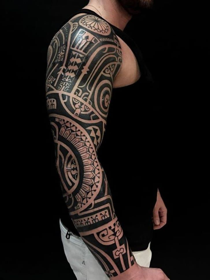 A Beginner's Guide: Popular Tattoo Styles Briefly Explained – Polynesian