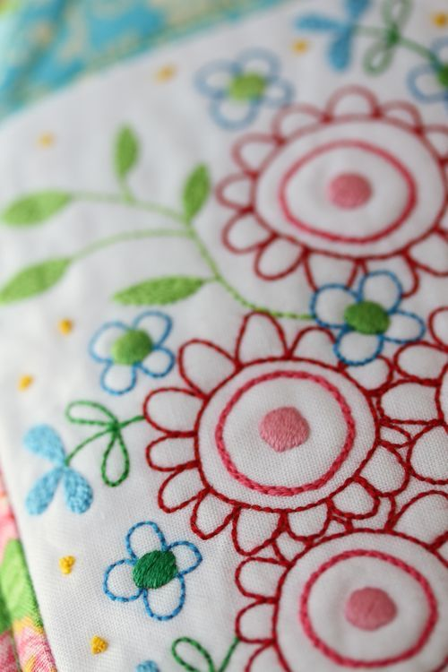 The summer gypsy quilt | Leanne's House