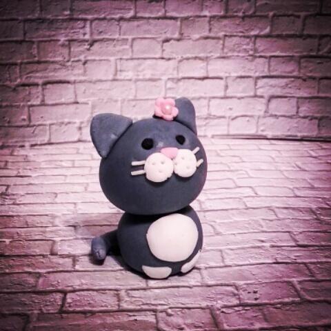 A cute cittie - Cake by ggr