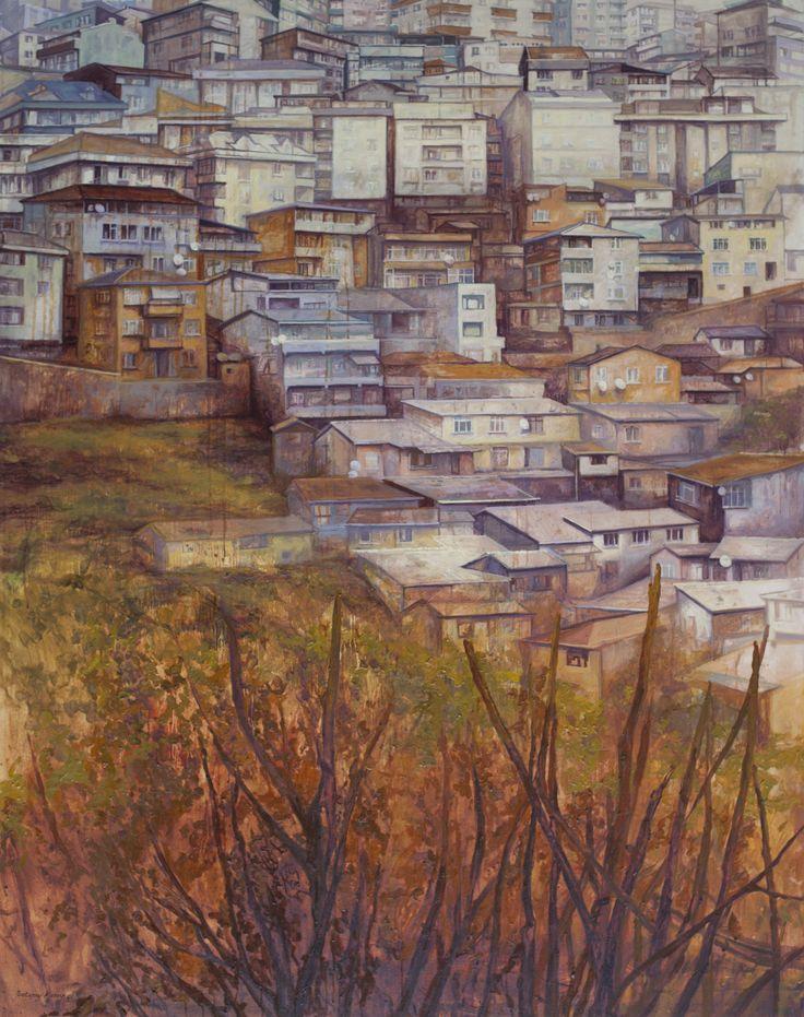 2013, 170 x 135 cm. Tuval üzerine yağlıboya / Oil on canvas