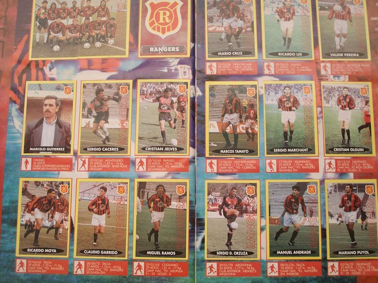 Rangers 1994